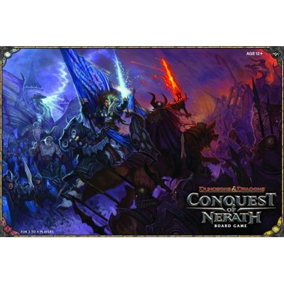 Conquest of Nerath - Boardgame