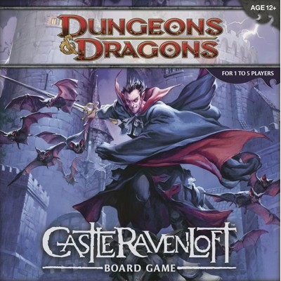 Dungeons & Dragons - Castle Ravenloft