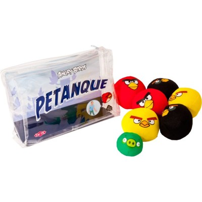 Angry Birds Petanque