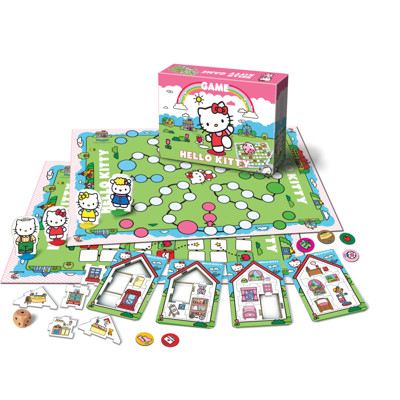 Hello Kitty - game