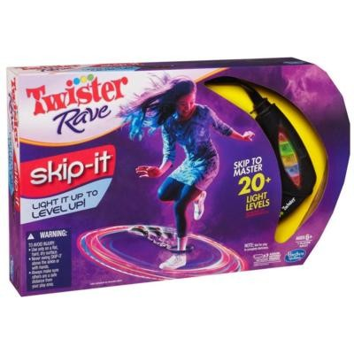 Twister - Rave skip-it