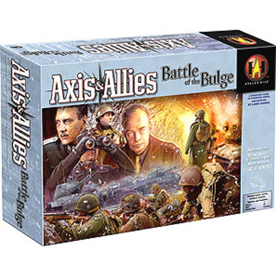 Axis and Allies: Battle of the Bulge