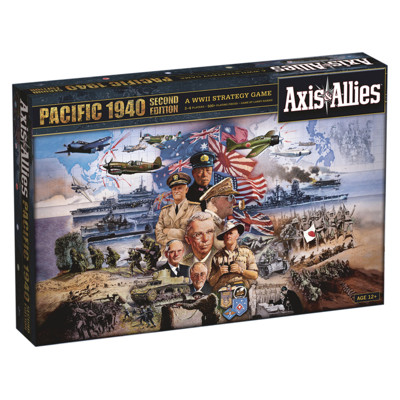 Axis and Allies: Pacific (2nd Edition 2012)