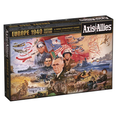 Axis and Allies: 1940 Europe (2nd Edition 2012)