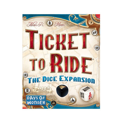Ticket to Ride - Dice expansion