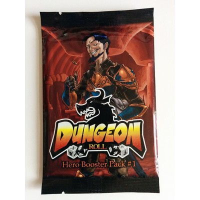 Dungeon Roll - Hero booster pack #1 expansion