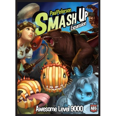 Smash Up! - Awesome Level 9000