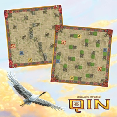 Qin - new gameboard