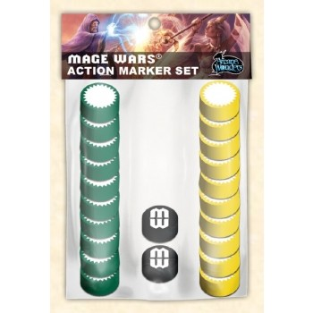 Mage Wars - Action Markers Set 1