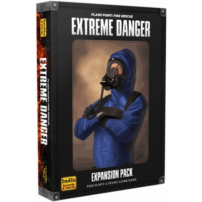 Flash point: Fire Rescue - Extreme Danger Expansion