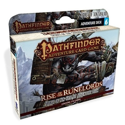 Pathfinder Adventure Card Game - Spires of Xin-Shalast Adventure Deck