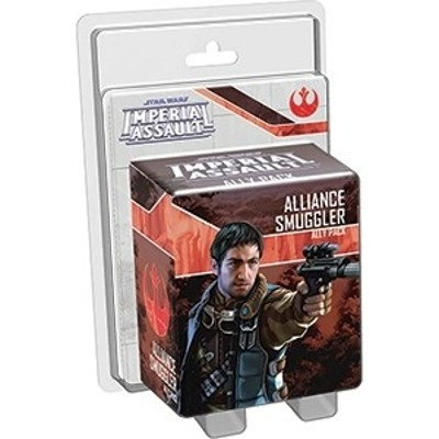 Star Wars: Imperial Assault - Alliance Smuggler Ally Pack