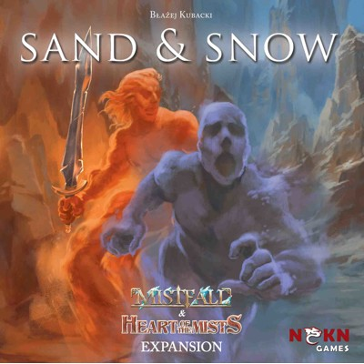 Mistfall - Sand & Snow