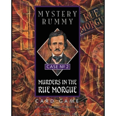 Mystery Rummy 2: Murders in the Rue Morgue