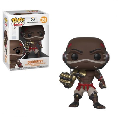 Funko POP: Overwatch - Doomfist