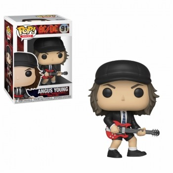 Funko POP: AC/DC - Angus Young