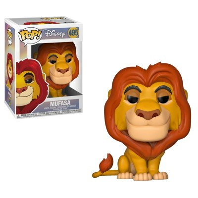 Funko POP: Lion King - Mufasa