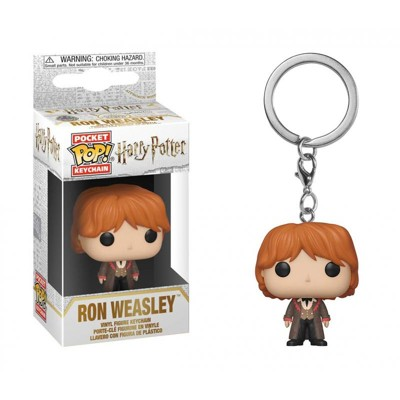 Funko POP: Keychain Harry Potter - Ron Weasley