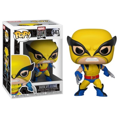 Funko POP: Marvel 80th - First Appearance Wolverine
