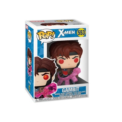 Funko POP: X-Men Classic - Gambit with Cards