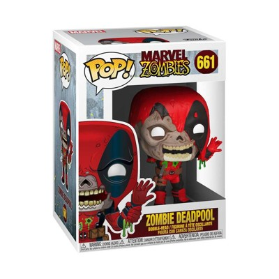 Funko POP: Marvel Zombies - Deadpool