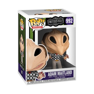 Funko POP: Beetlejuice - Adam Transformed