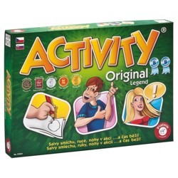 Activity Original Legend
