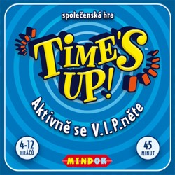 Timeʾs Up !
