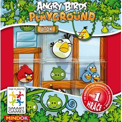 Angry Birds: Útok - SMART games
