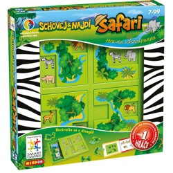 Safari schovej a najdi - SMART games