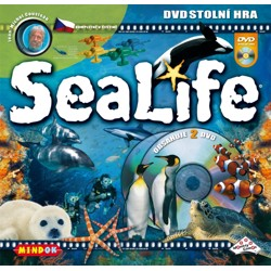 Sealife DVD hra