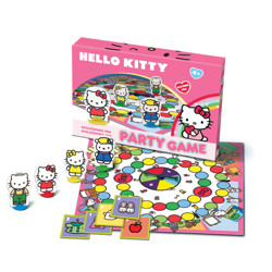 Hello Kitty - party game