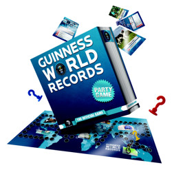 Guinness world records - párty hra
