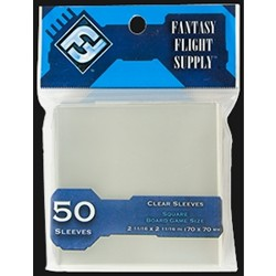 Obaly na karty - FFG Square Card Sleeves