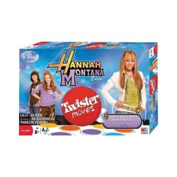 Twister moves - Hannah Montana