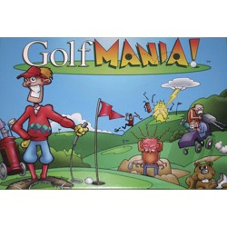 Golfmania: The Game of Crazy Golf