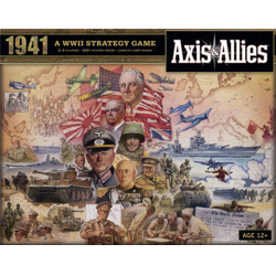 Axis & Allies: 1941 The World is at War!