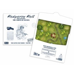 Memoir 44 - Hedgerow Hell (Battle Map, vol 1.)