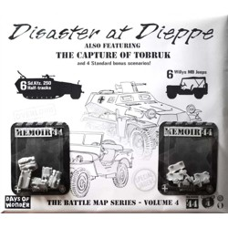 Memoir 44 - Disaster at Dieppe (Battle Map, vol ...