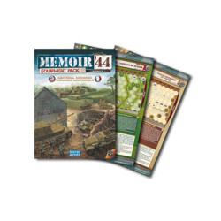 Memoir 44 - Equipment Pack Bonus Scenarios
