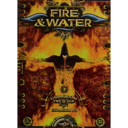 Dungeon Twister - Fire and Water