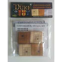 The DUKE: Customizable Tiles expansion pack