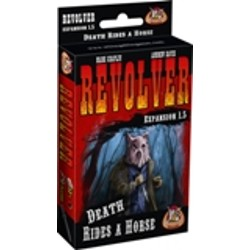 Revolver - Death rides a horse (expansion 1.5)