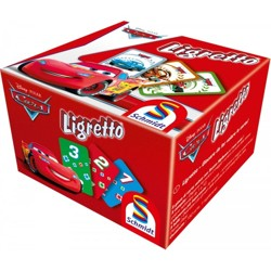 Ligretto - Cars Disney