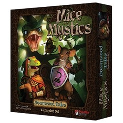 Mice and Mystics - Downwood Tales