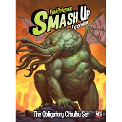 Smash Up! - Obligatory Cthulhu Expansion