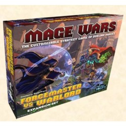 Mage Wars - Forcemaster vs. Warlord