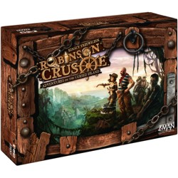 Robinson Crusoe - Adventure on the Cursed Island