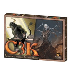 C3K - Creature Crossover Cyclades Kemet Mini-Exp...