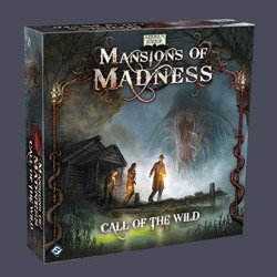 Mansions of Madness: Call of the Wild Expansion